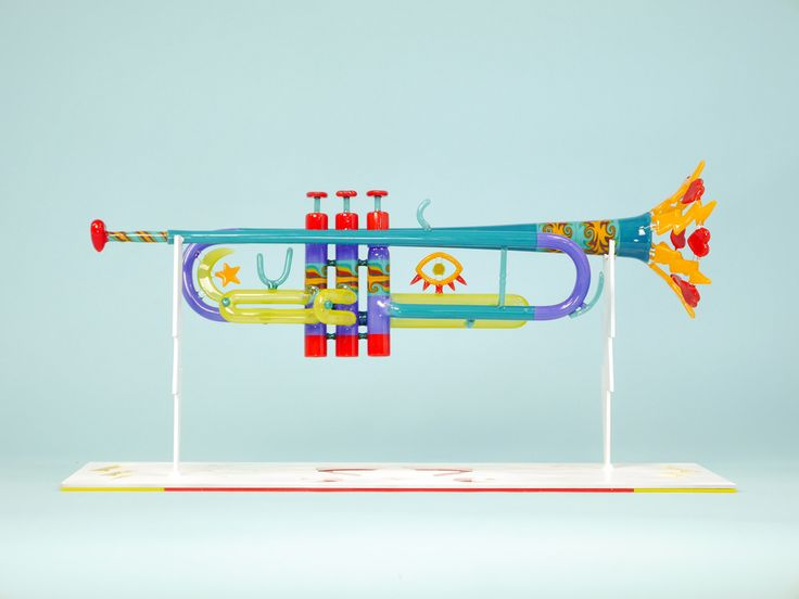 Today the Department of Gorgeous Glass Art is... | Archie McPhee's Endless Geyser of AWESOME!
