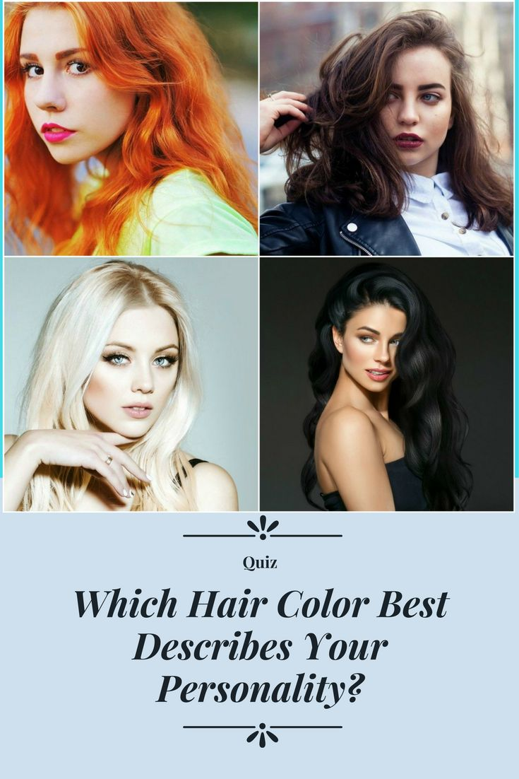 The Best What Hair Color Suits Me Quiz Ideas On Pinterest - What hairstyle color suits me