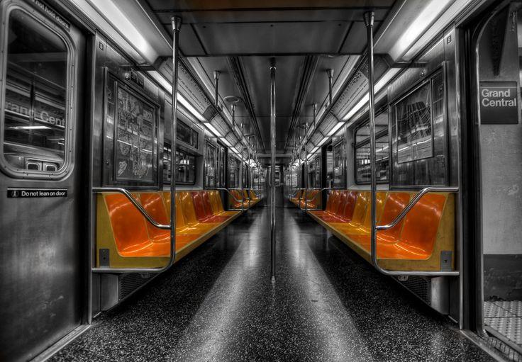 #HDR #photography #newyork #ny #subway