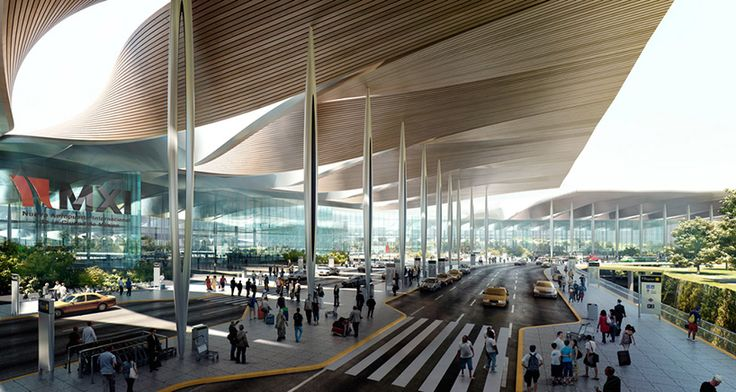 mexico city airport proposal by sordo madaleno and pascall+watson