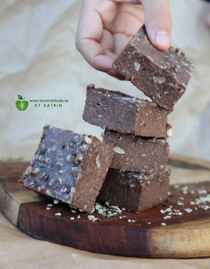 raw food brownies