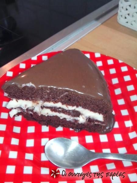 Γλάσο σοκολάτας θεϊκό από Στ. Παρλιάρο #sintagespareas #glasosokolatas