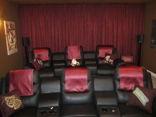 16 best Theater Room Ideas images on Pinterest | Home movie ...