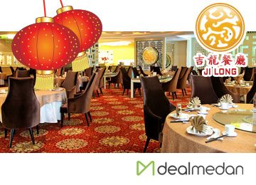 [Back By Popular Demand] Reunion Set Menu Di JI LONG Restaurant. Mulai Dari Rp. 588.000,-nett/Meja