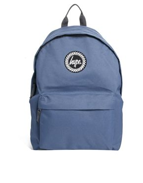 Image 1 ofHype Backpack in Blue