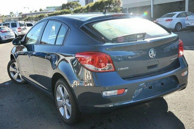-Brand New 2013 Holden Cruze Equipe Hatch