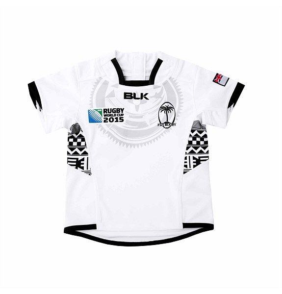 Fiji RWC Replica Jersey Toddler Home 2015