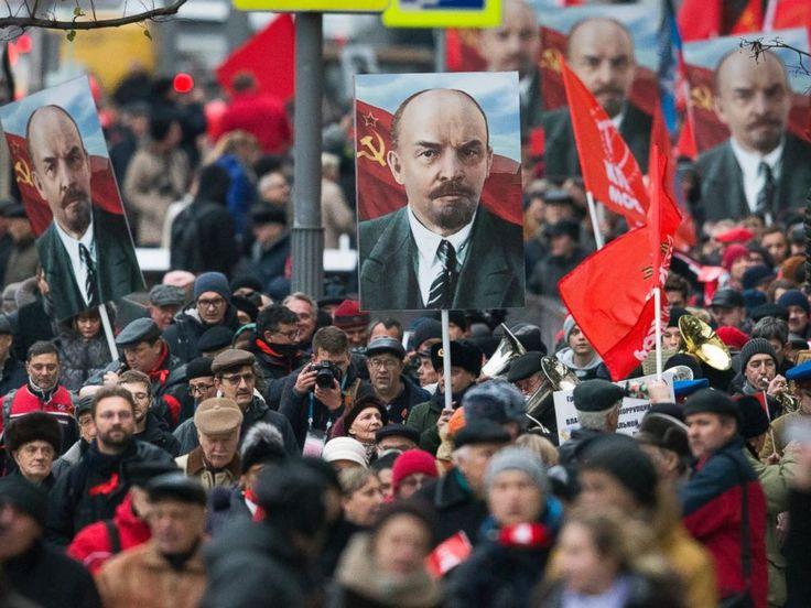 causes of the bolshevik revolution A bbc bitesize secondary school revision resource for higher history on the causes of the october revolution in russia: bolsheviks, lenin's return.