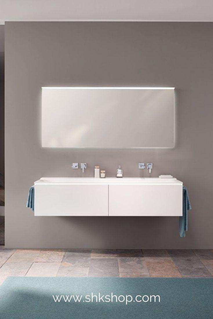 Keramag Xeno 2 Waschtisch Mit 2 Hahnl Chern Und Ohne Berlauf 160x48cm Weiss 500279001 Waschtisch Bad Unterschrank Weiss Doppelwaschbecken Badezimmer