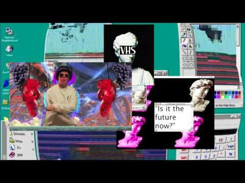 How to make vaporwave. #postmodernism #aesthetics Thanks Harley Williams + Jackson Higgins