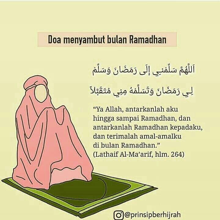 Yaaaa Ramadhan Dengan Gambar Kutipan Agama Kutipan Hidup