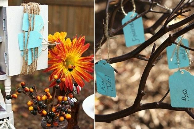 """thankful"" tree"
