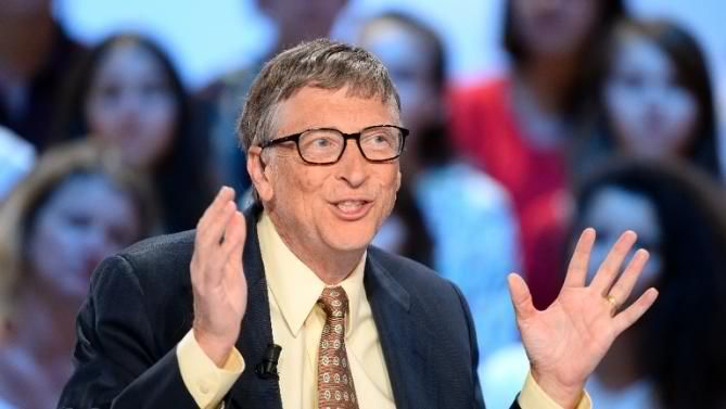 Bill Gates admits that the vaccines are for human depopulation. According to him, to stabilize population, 350,000 people must be eliminated per day.