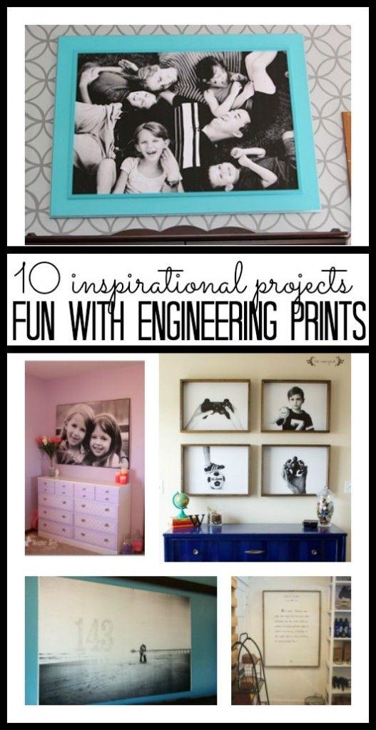 Fun with Large Inexpensive Engineering Print 107
