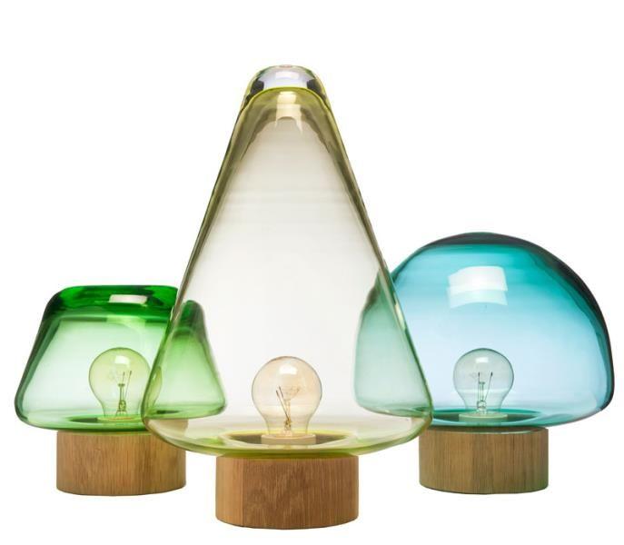 Magnor Glassverk   Skog   Caroline Olsson   Norwegian Design
