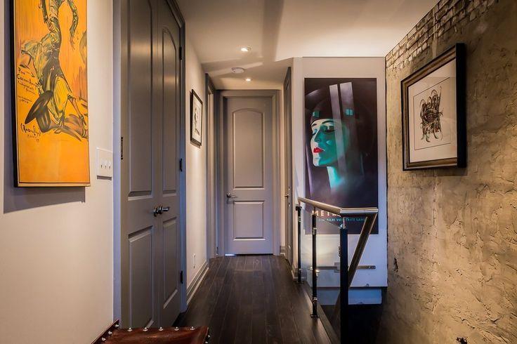 Marco Ilse 39 S Gothic Industrial Torontol Loft House