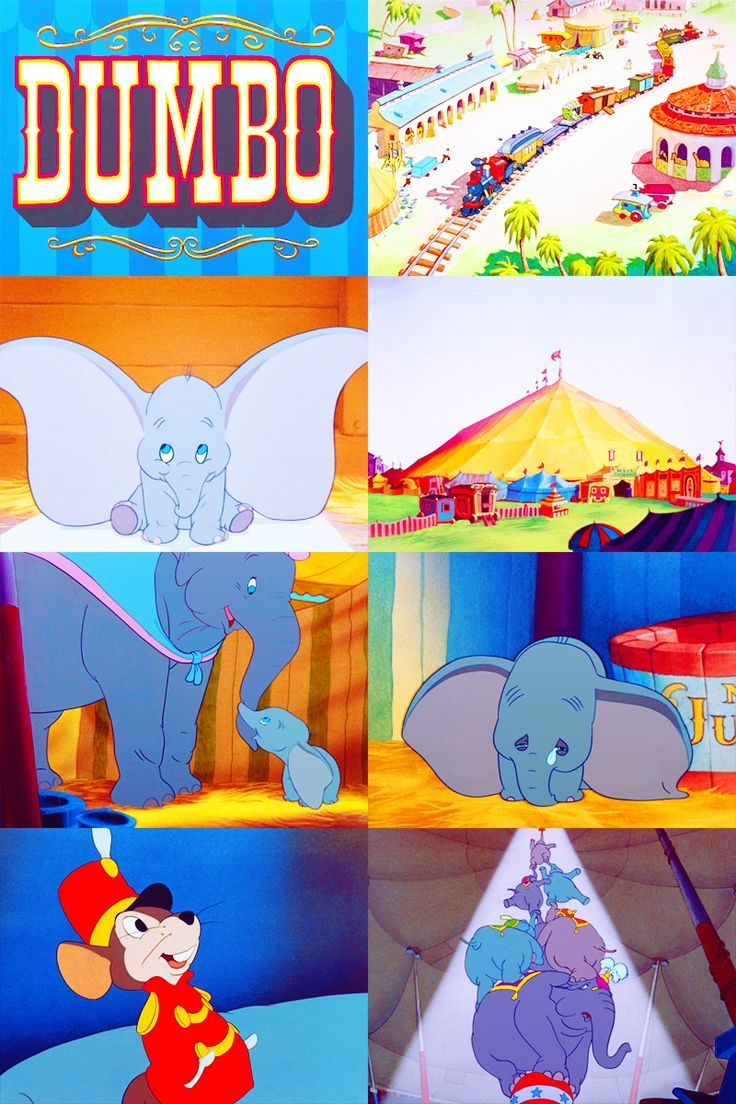 Dumbo, so much love for this classic Disney movie
