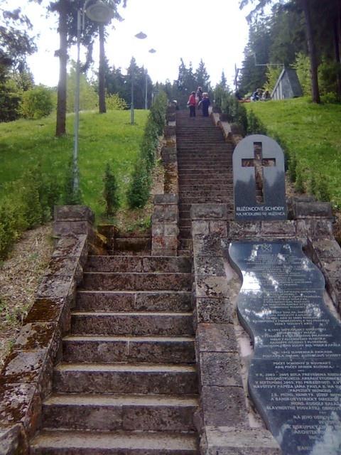 Slovakia, Staré Hory - Place of pilgrimage