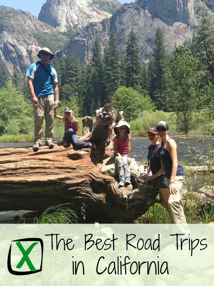 Best 25 California Road Trips Ideas On