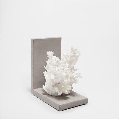 KORALEN BOEKENSTEUN - Accessoire Decoratie - Decoratie | Zara Home Netherlands