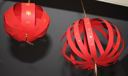 Boules-Noël-suspendues #deconoel #decorationnoel