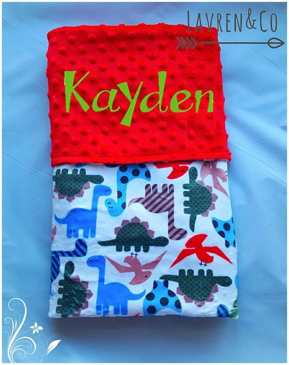 Personalised Baby Blanket Personalised Blankets Embroidered