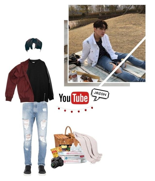 """JASON'S POCKET BOYFRIEND VIDEO "" WANNA GO ON A PICNIC, JAGIYA? "" 