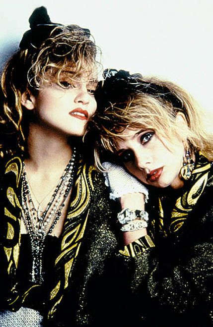 desperately seeking susan--back when madonna really had style