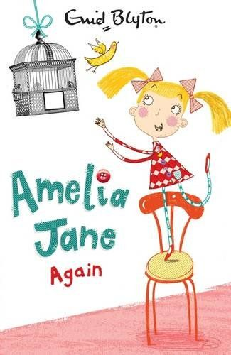 Amelia Jane Again by Enid Blyton, who died in 1968 remains one of the best-known and best-loved children's authors. Characters in her stories have been enjoyed for generations. She has over 600 children's books to her credit, including series such as Malory Towers, St Clare's, The Faraway Tree, The Wishing-Chair and Famous Five. •  Series: Amelia Jane •  Publisher: Egmont Books Ltd (October 1, 2001) •  illustrations by Deborah Allwright •  cover by Alex T. Smith