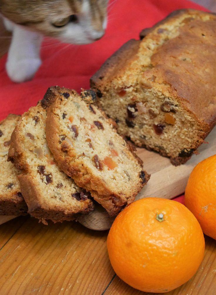 Une recette de cake aux fruits confits sans gluten, aux saveurs de Noël, qui ravirons les petits comme les grands (si vous avez des enfants à table, évitez le rhum, vous pouvez remplacer par du jus d'orange, c'est aussi délicieux). Idem, si vous n'avez pas de fruits confits sous la …