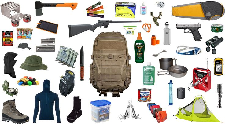 When the world is ending and the impossible has happened, you need the perfect Bug Out Bag to see that your survival is guaranteed.