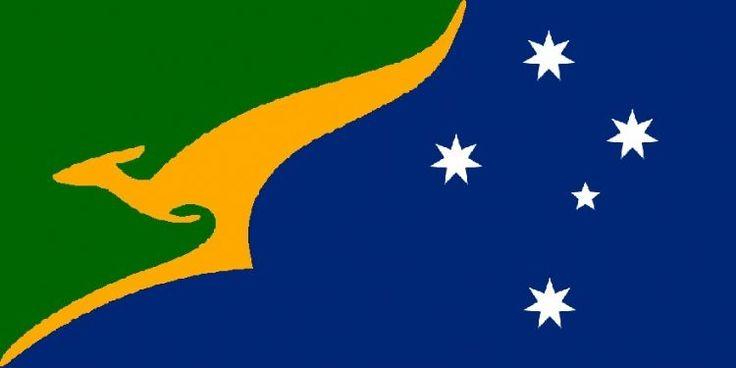 New Australian flag, Ausflag proposal