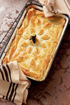 Hoenderpastei | SARIE | Chicken pie
