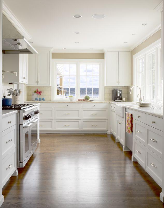 kitchens cafe au lait walls floor