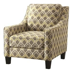 Accent+Seating+Upholstered+Accent+Chair