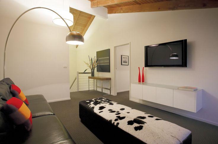 Design & Staging Danni Brown | Sundowner Court | Rumpus | TV Room