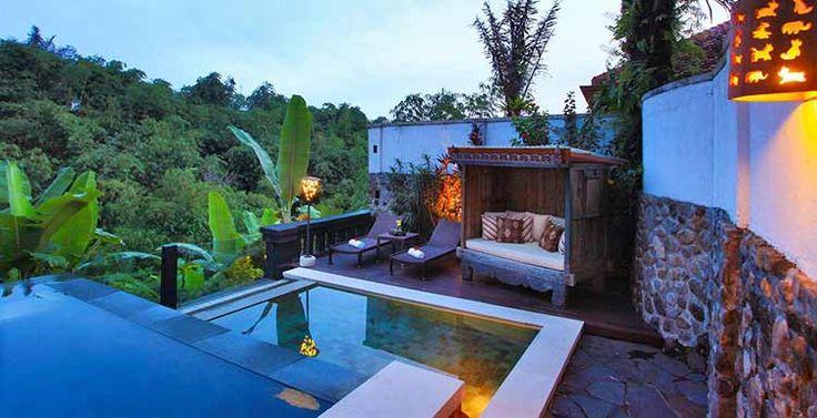Inilah 3 Hotel di Puncak Bogor Paling Romantis