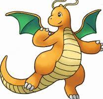 Nalezený obrázek pro dragonite pokemon cake