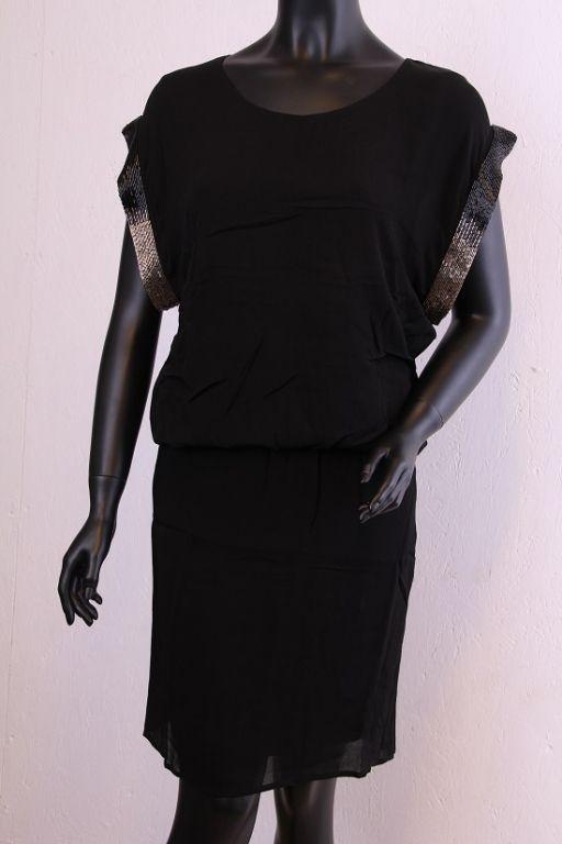 Karen By Simonsen Soap Dress black 44118 - Kjoler/nederdele - MaMilla