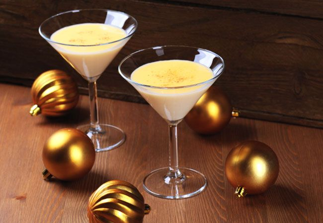 4 creamy Christmas cocktails - Best Recipes
