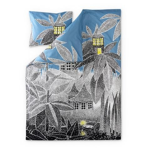 House of Toffle duvet cover 150 x 210 cm by Finlayson
