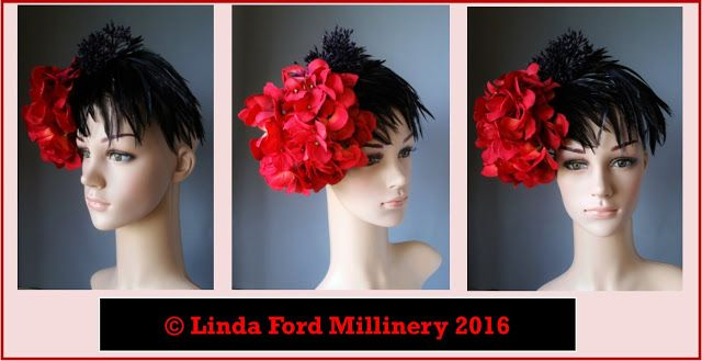 LINDA FORD MILLINERY: CURRENT