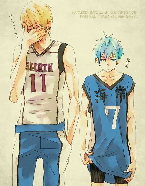 Kuroko no Basket ♥ (KNB)