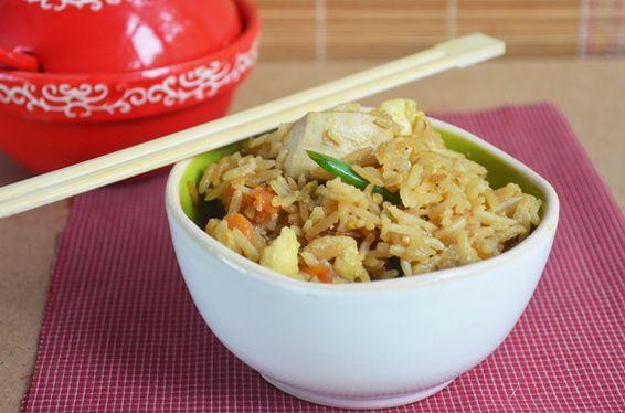 вьетнамский жареный рис