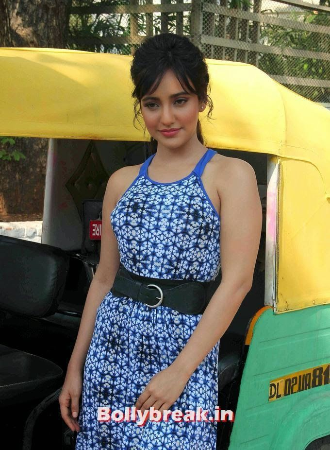 Neha Sharma on TV serial Nandini