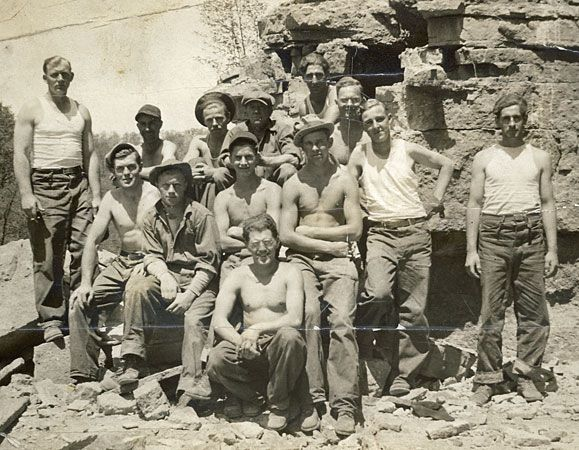 Civilian Conservation Corps in Minnesota: Overview
