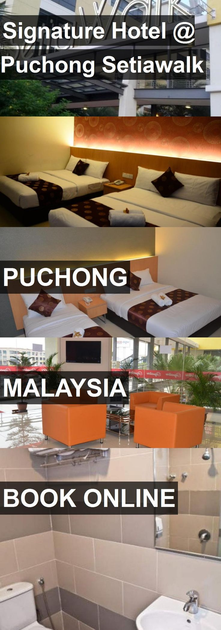 Hotel Signature Hotel @ Puchong Setiawalk in Puchong, Malaysia. For more information, photos, reviews and best prices please follow the link. #Malaysia #Puchong #hotel #travel #vacation