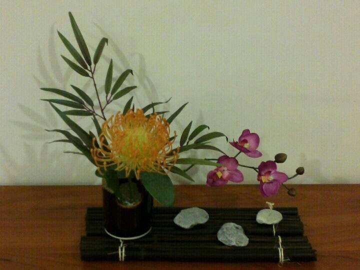 7 best jardineras artificiales images on pinterest - Adornos florales para casa ...