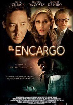 Cartelera de cine Tráiler de El encargo. Información, sinópsis y ficha técnica de la película #cine #estrenos