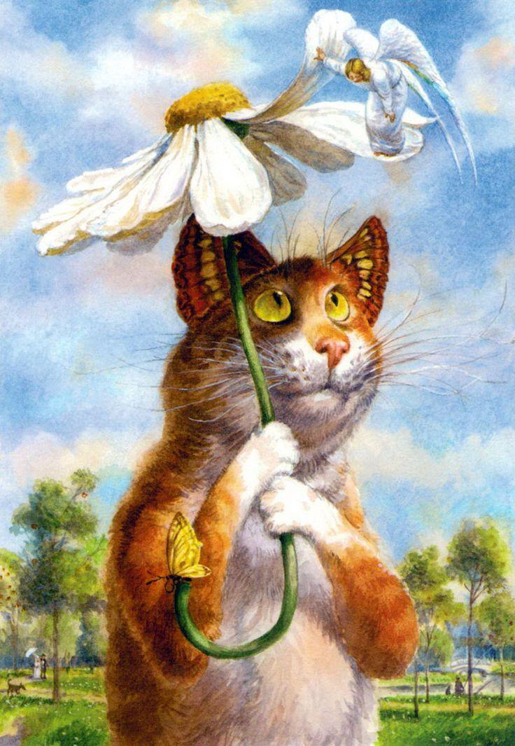 вредители жизнь одной кошки в картинках нам лампочки